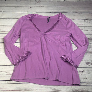 The Limited purple shirt, New with out tag